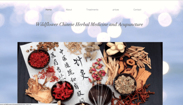 Wildflower Chinese Medicine
