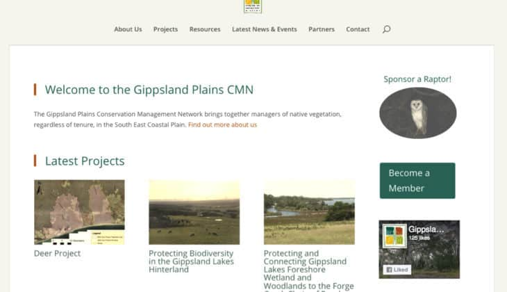 Gippsland Plains CMN